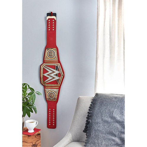 Championship belt hanger
