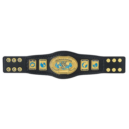 WWE Oval IC Attitude Era Mini Championship