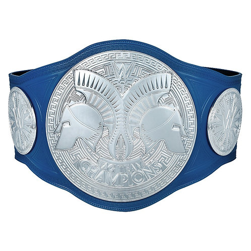 WWE Smackdown Tag Commemorative