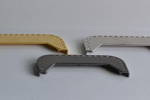 Replica Belt Tip. Gold or Silver