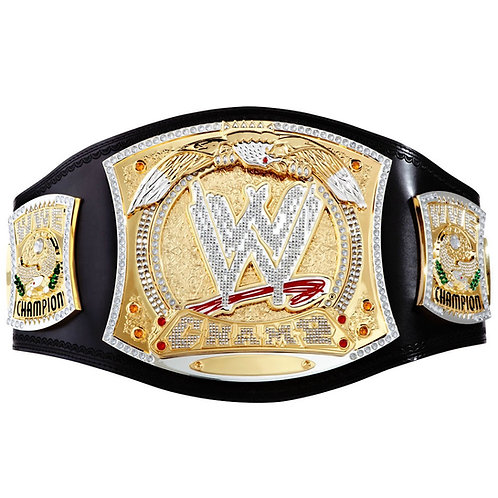 Pre-Owned WWE Spinner Championship