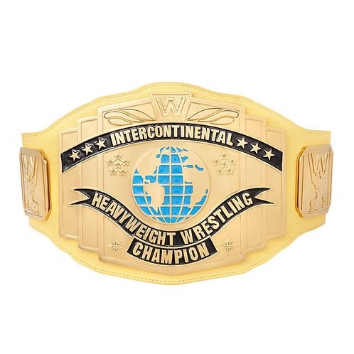 Pre-Owned WWE Intercontinental Championship (Warrior Edition)