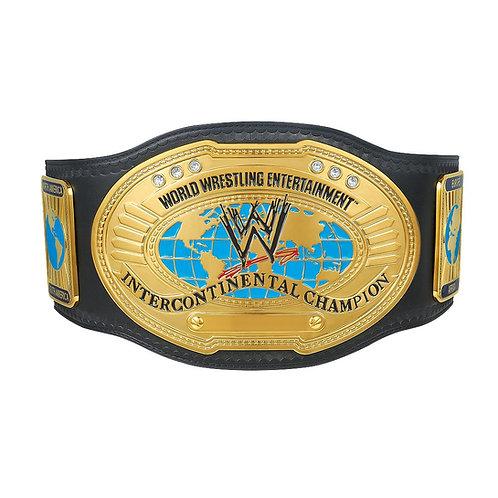 WWE Oval Intercontinental Championship