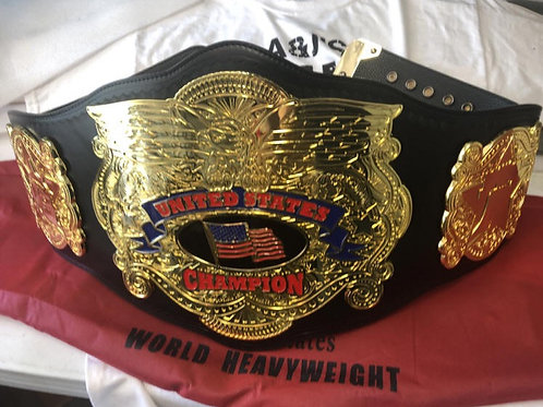 Pre-Owned Black Premier United States Championship