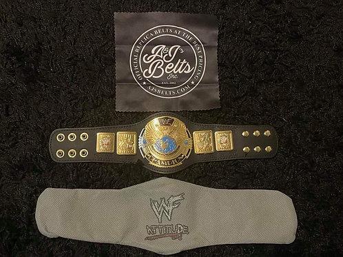 Mini WWF Big Eagle Attitue Era Championship