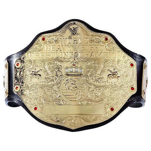 WWE Heavyweight Big Gold Commemorative