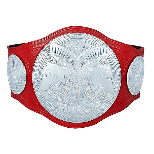 WWE Raw Tag Commemorative