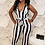 Thumbnail: Striped Halter Jumpsuit