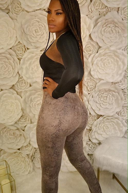 Asymmetric Bodysuit