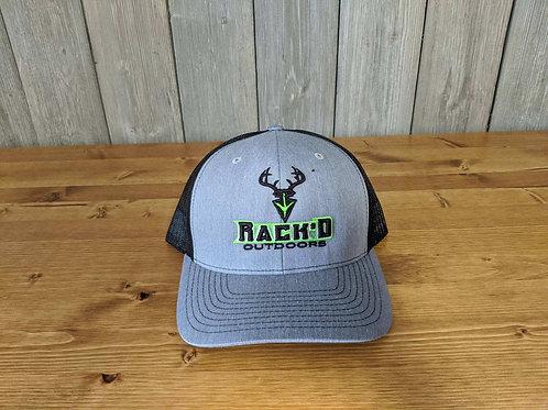 Richardson 112 Logo Hat Gray