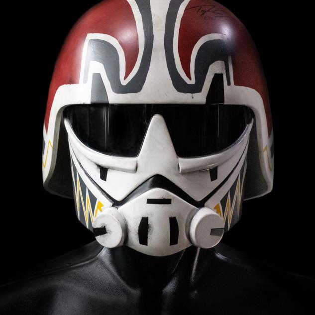 Ezra Bridger S1-S2 Helmet