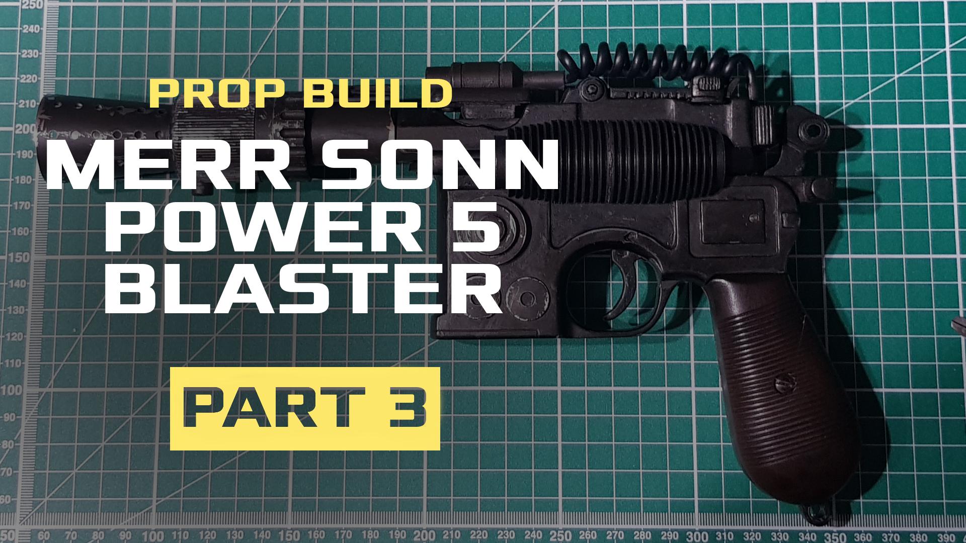 Merr Sonn Power 5 Imperial Blaster: