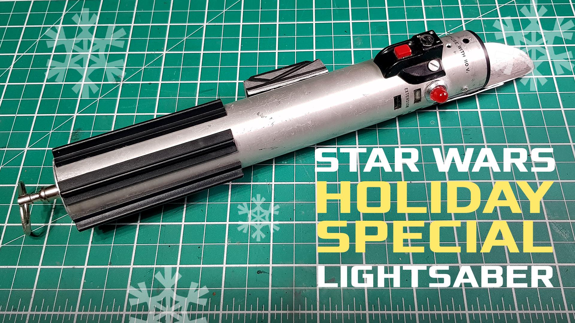 Making Luke Skywalker's 'Holiday Spe