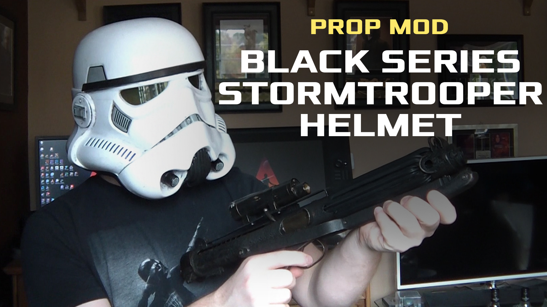 Black Series Stormtrooper Helmet Qui