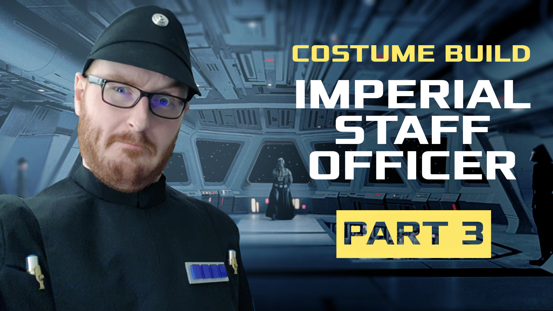 Imperial Staff Officer Build