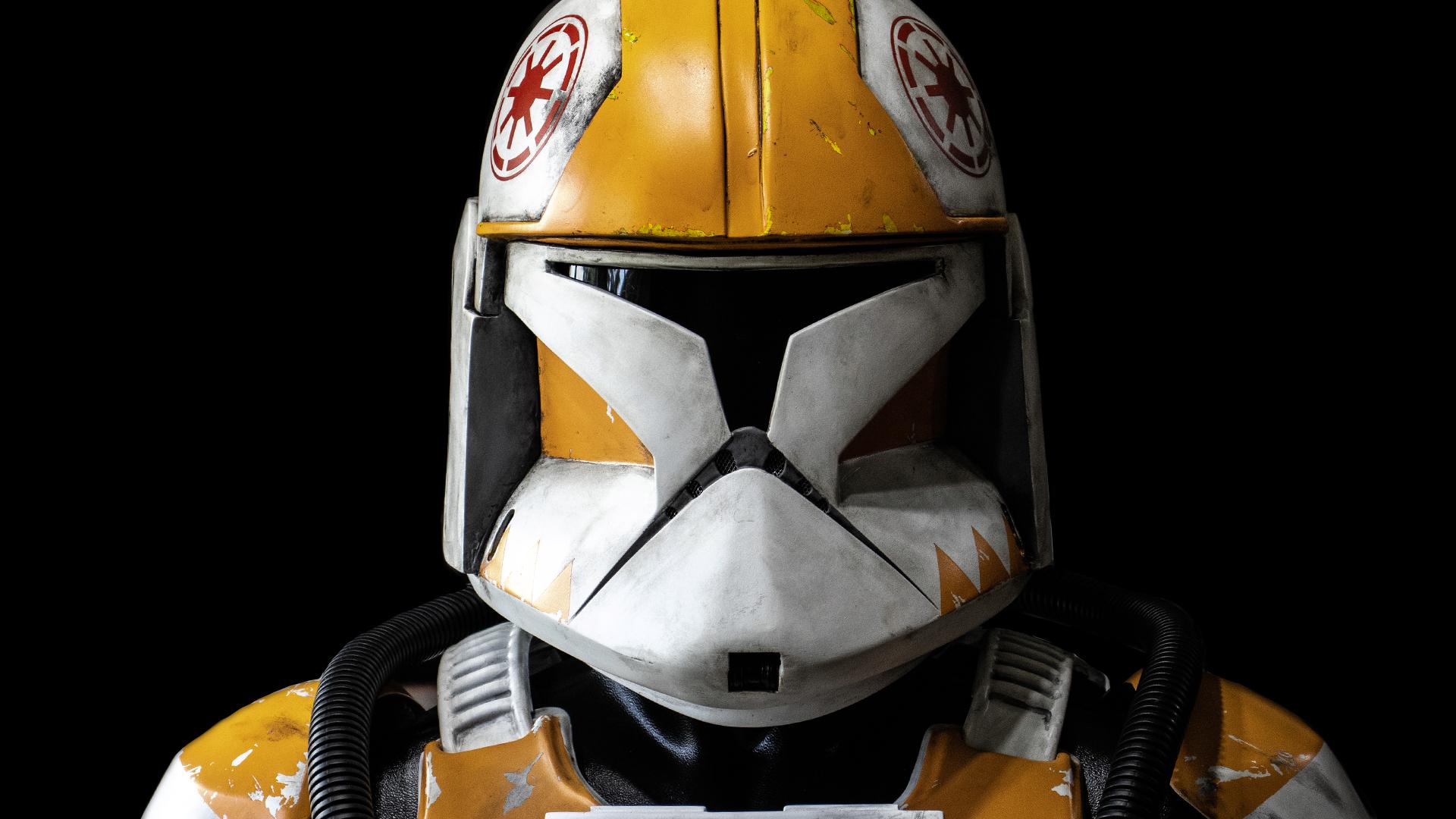 212th Phase 1.5 Clone Pilot Helmet