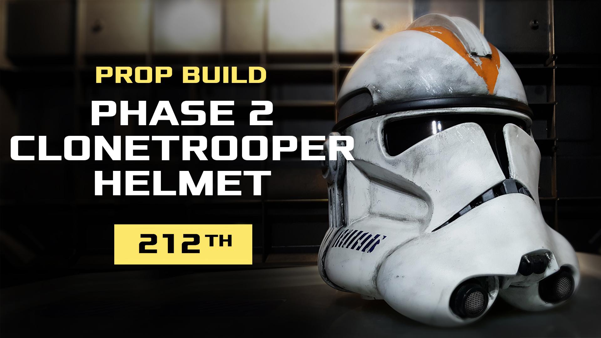 Phase 2 Clonetrooper Helmet: Overvie