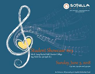 recital, performance, videos, Hunter College, student performances