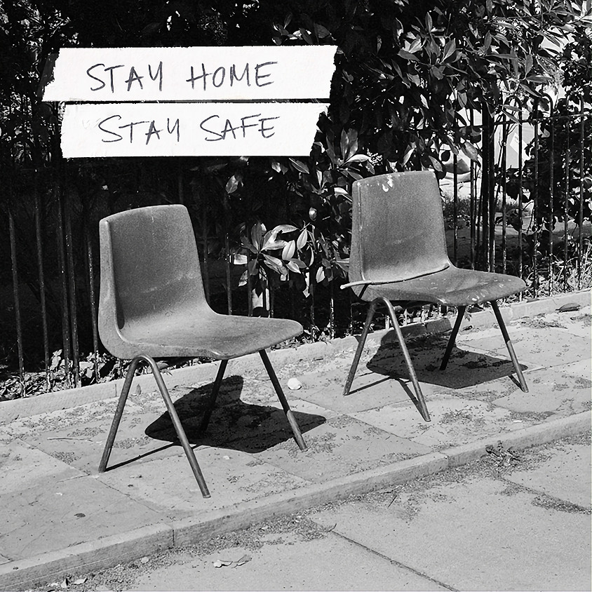 EXPOSITION PHOTO - STAY HOME STAY SAFE
