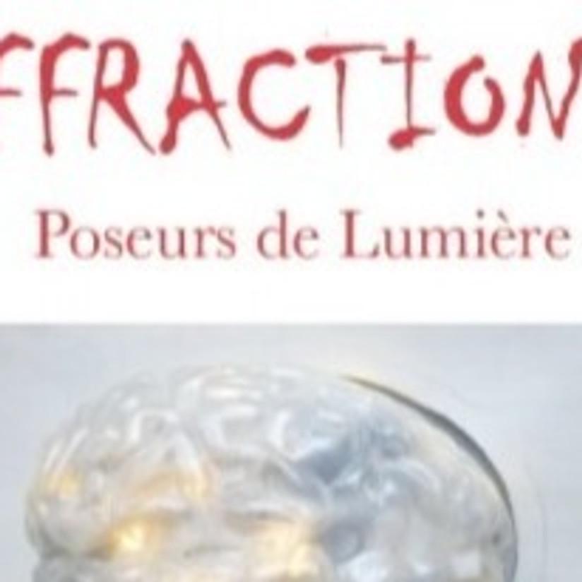 """Lecture et signature """"EFFRACTION 2"""""""