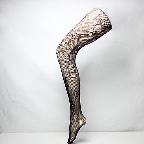 Fishnet Design Pantyhose