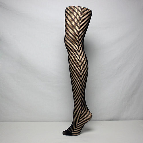 Fishnet Design Pantyhose