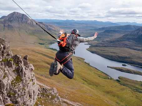 Without Wild Abandon - taking an informed view of extreme sports