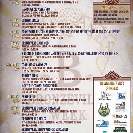 Bronzeville Week: #BronzevillePROUD History