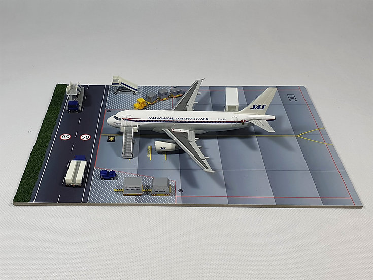 Small Diorama for 1 aircraft