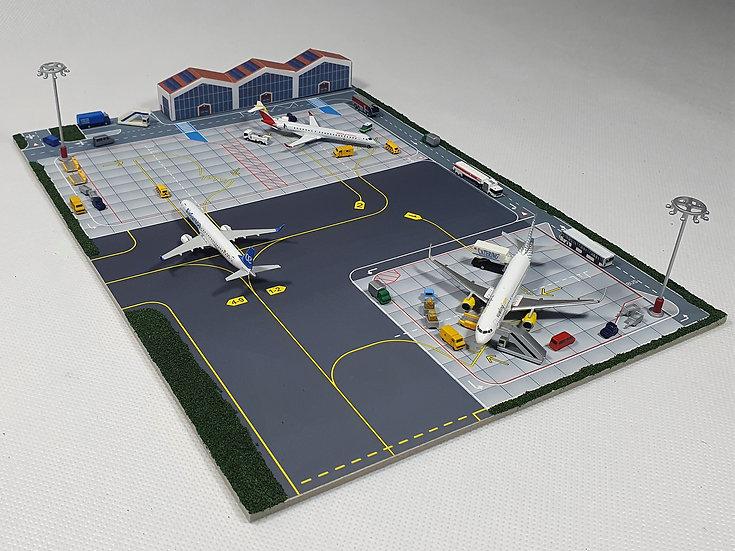 Small Regional Airport