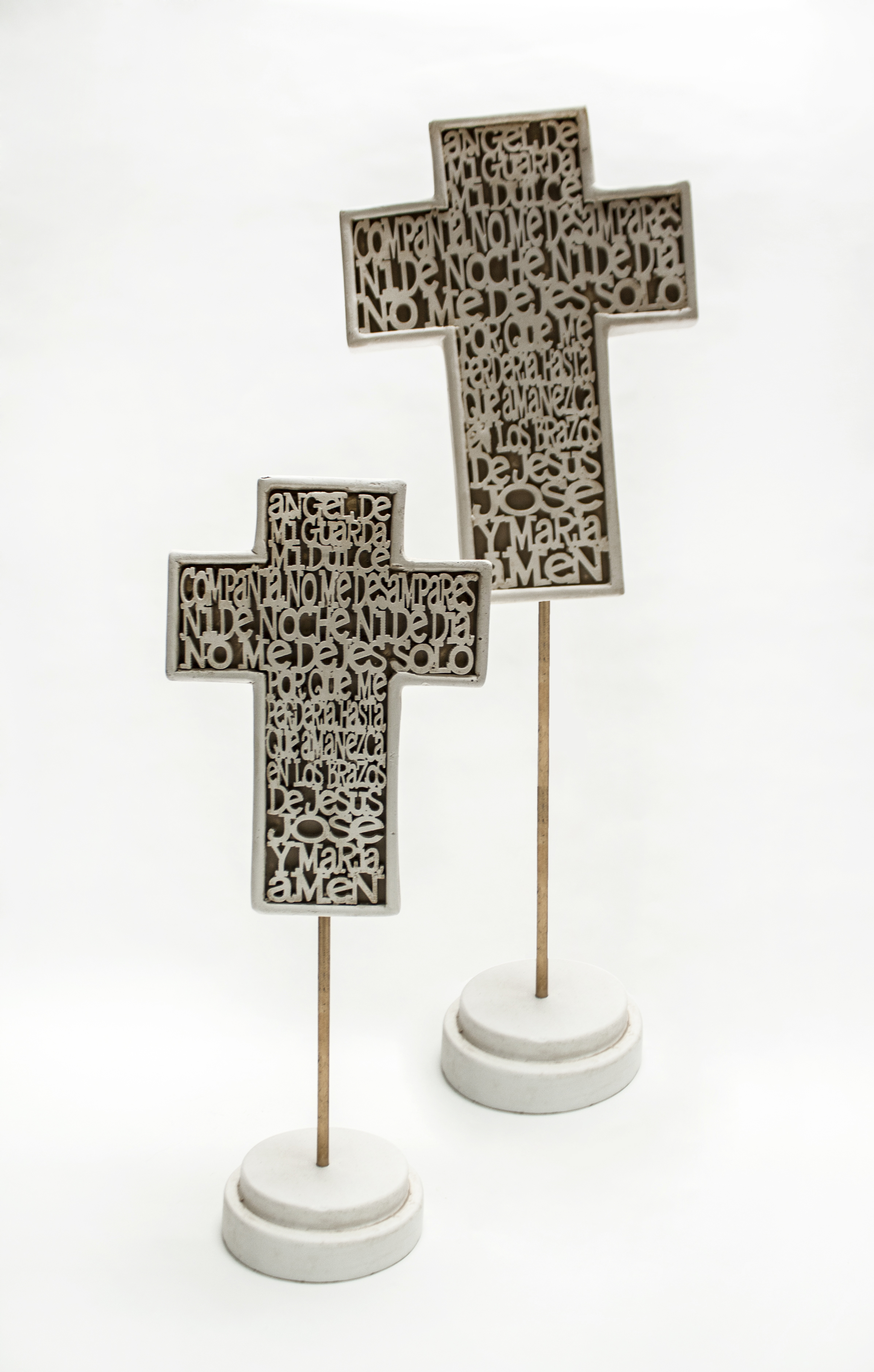 C-86 Cruces de resina