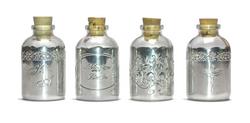 BO95 Botellitas agua bendita
