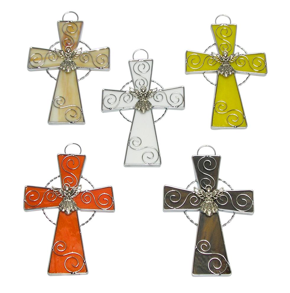 BO87 Cruces de vitral