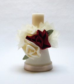 BO20 Cirio con rosas