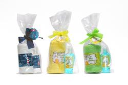 BS43 Kit toallita gel o crema