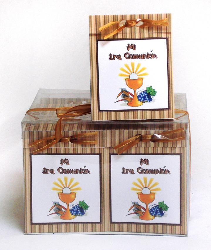 CO43 Cajitas con dulces