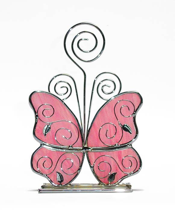 XV70 Porta retrato mariposa