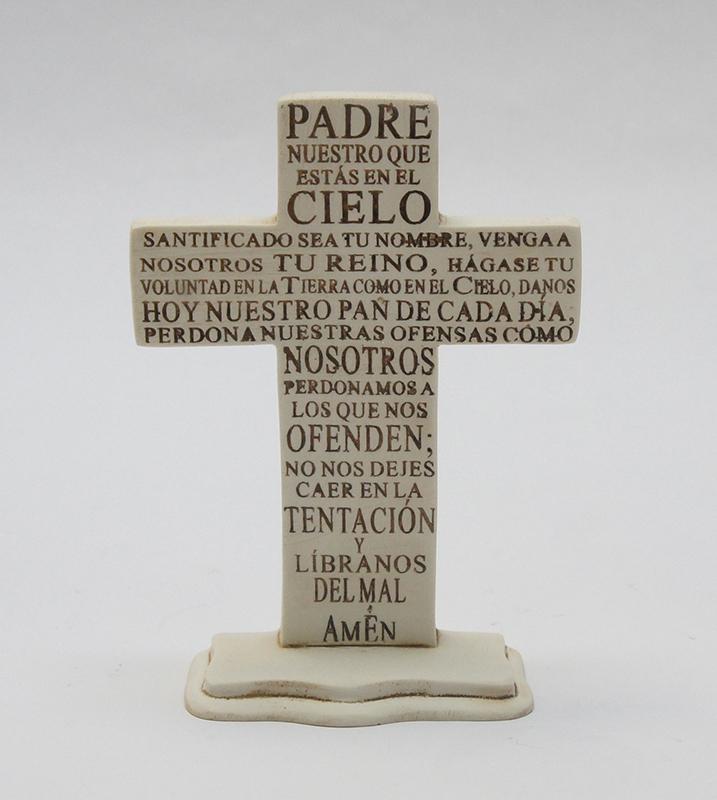 CO49 Cruz Padre Nuestro