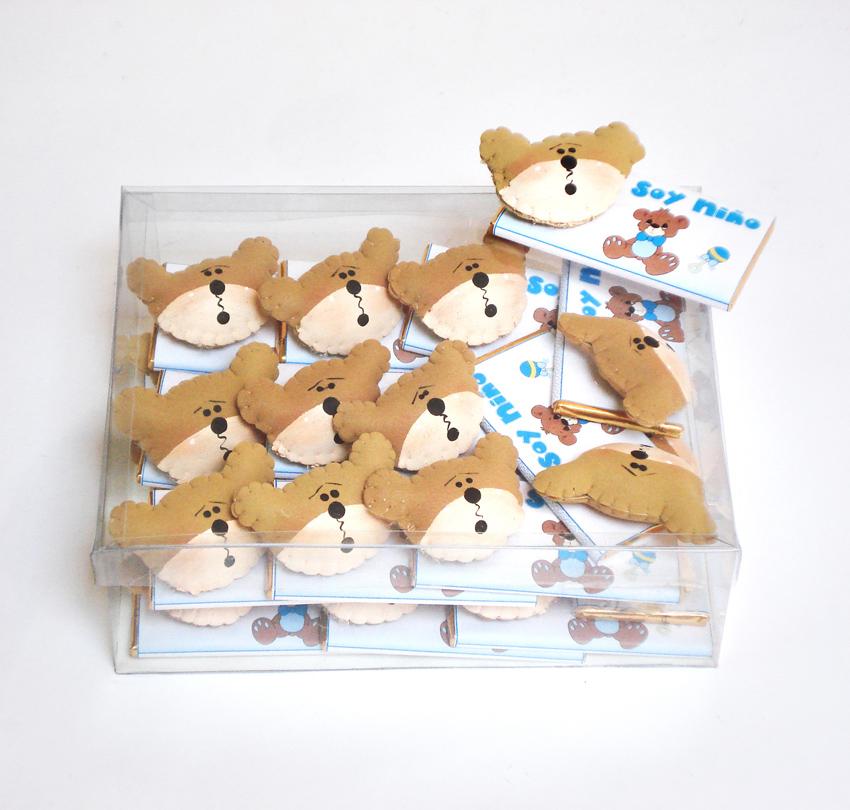 BS4 Chocolates con carita oso