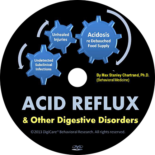 Acid Reflux & Related Digestive Disorders DVD
