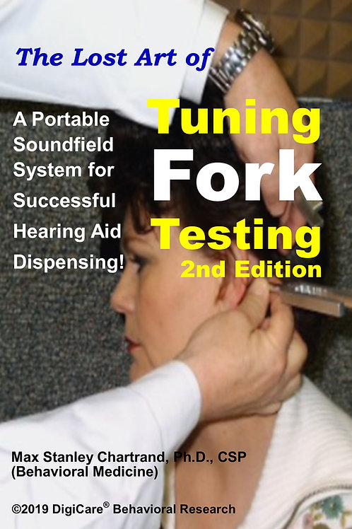The Lost Art of Tuning Fork Testing
