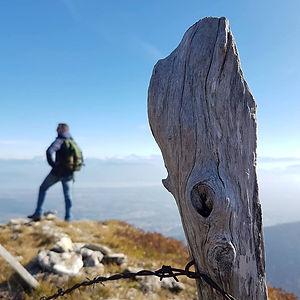 Me standing on the Jura wtih fencepost.jpg
