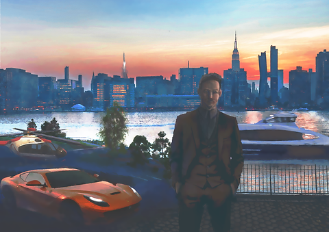 Man in the new york landscape.png