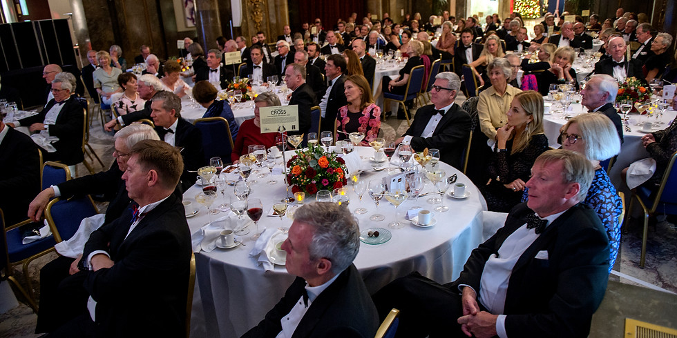 The High Commissioners' Dinner