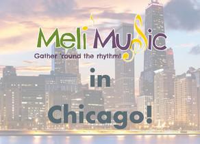 Introducing... Meli Music in Chicago!