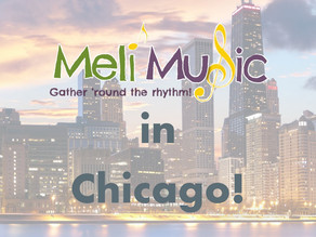 Introducing... Meli Music in Chicago!