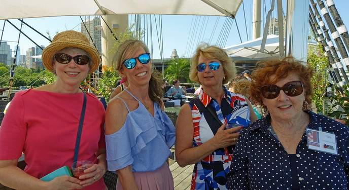 A Tall Ships Watch Party Aboard the Moshulu