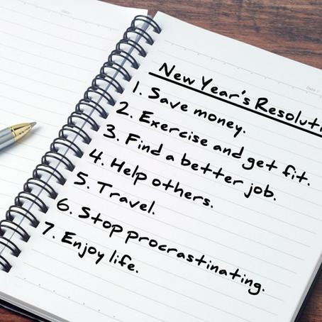 Those Pesky Resolutions