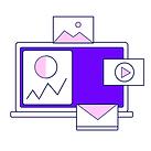 Online Marketing illustration - Rapidalley