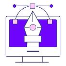 Graphic Designing illustration - Rapidalley